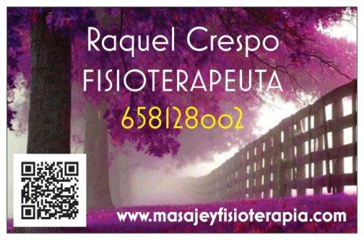 tarjeta Raquel